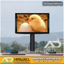P10 SMD Schermo Display a LED Outdoor Advertising Billboard