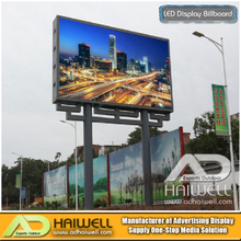 Outdoor Digital DIP LED Module pubblicità Display Billboard Struttura